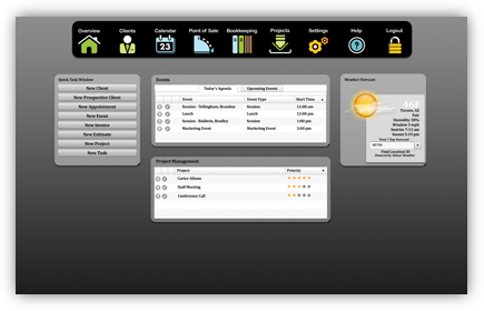 StudioCloud screenshot
