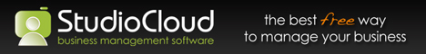 StudioCloud - Free Business Management Software